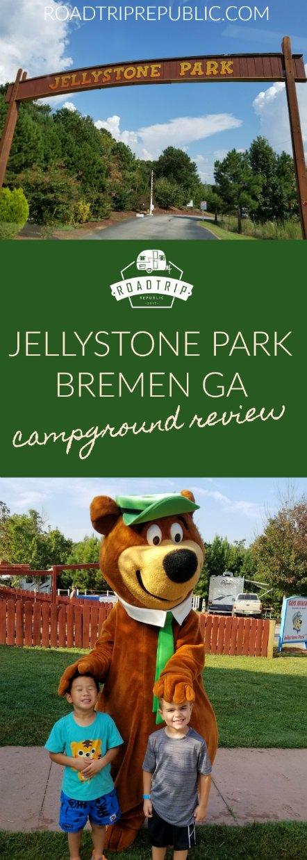 Jellystone Park Bremen GA Campground Review - Roadtrip Republic